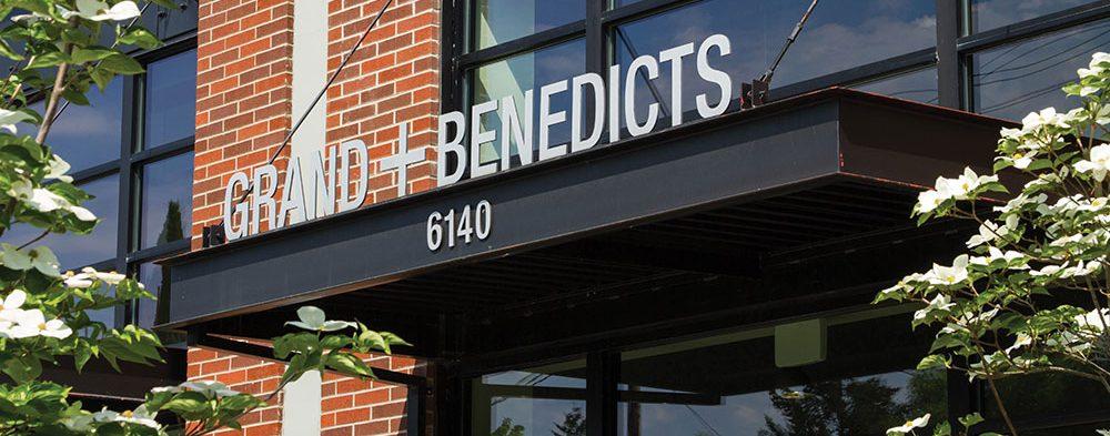 Grand + Benedicts Retail Life